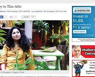 Anita's-Attic-The-Sunday-Express