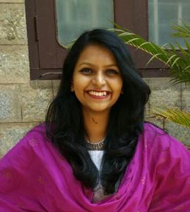 Harini Rajashekhar- Anita's Attic - Bio