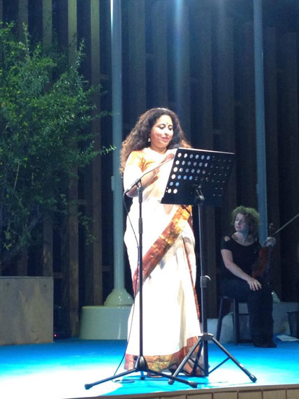 Anita-Nair-Author-Italy-Expo-2015