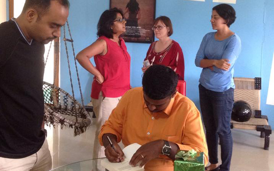 R-Sreeram-Author-interaction-Anitas-Attic-2