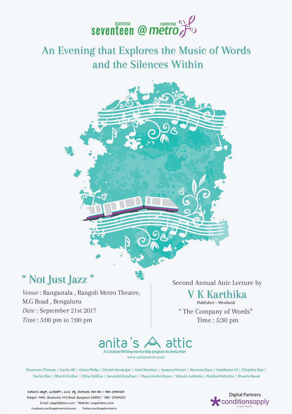 The-2nd-Anita's-Attic-Lecture-and-Season-5-Graduation-at-the-Bengaluru-Metro