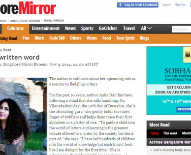 Anita's-Attic-Bangalore-Mirror-Coverage