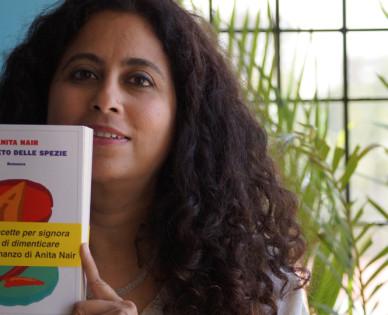 Anita-Nair--new-novella-L-Alfabeto-Delle-Spezie