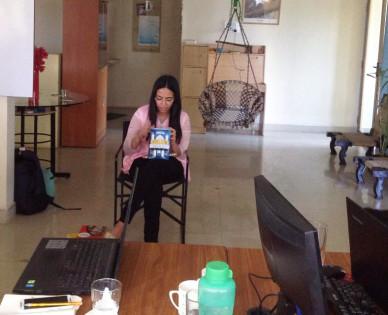 Author-Samhita-Arni--meets-the-Class-at-Anitas-Attic-3