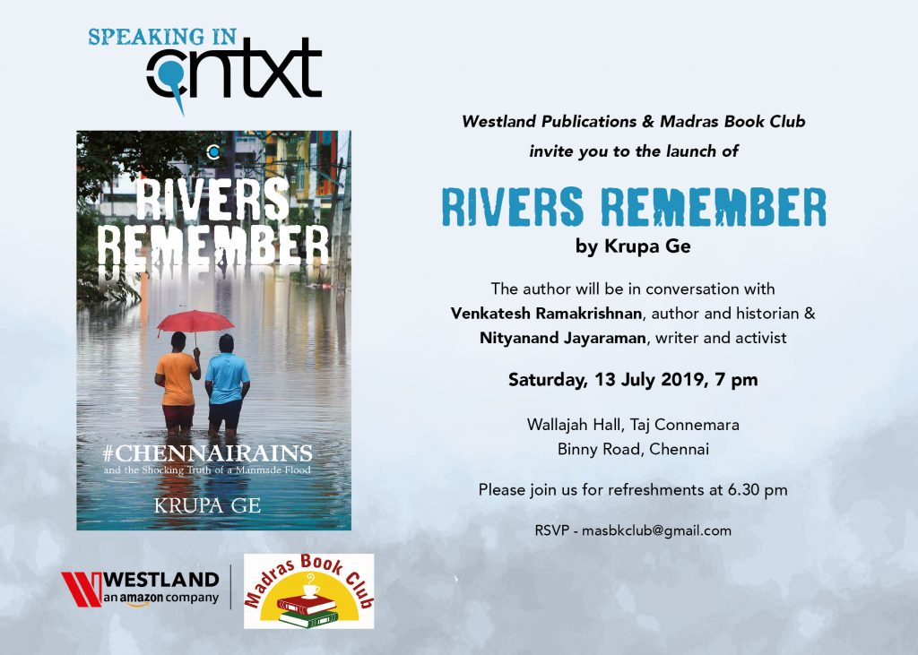 Krupa Ge Rivers Remember Book Invite