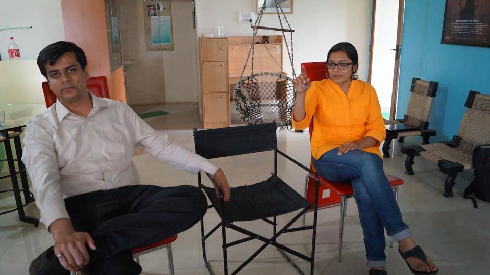 Devapriya-Roy-and-Saurav-Jha--at-Anita